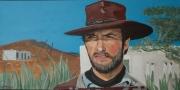 tableau personnages eastwood western cinema : CLINT EASTWOOD