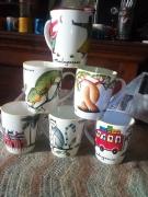 ceramique verre animaux : tsar'art gasy