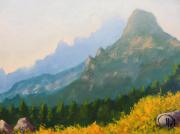 tableau paysages corse montagne : Aiguilles de Bavella
