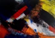tableau abstrait j : jm