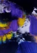 tableau abstrait : jm