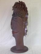 sculpture personnages : Salvatore
