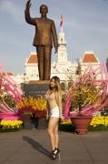 photo abstrait vietnam usa war saigon : Kim Pham