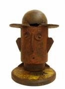 sculpture personnages sculpture art contemporain : Mineur