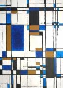 tableau abstrait neoplasticism : Peinture abstraite 05-09-18