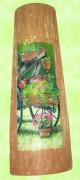 artisanat dart fleurs tuile decoree fleur : décoration florale