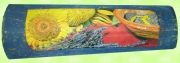 artisanat dart fleurs tuile decore tournesol fleur : Tournesol