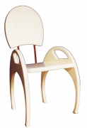 deco design chaise meuble decoration design : SAGA