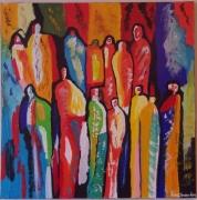 tableau personnages : Les choristes