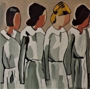 tableau personnages personnages moderne contemporain : Students