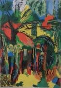 "tableau paysages foret jungle : "" jungle """