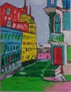 """tableau villes ville : """" rêve de Barcelone """""""