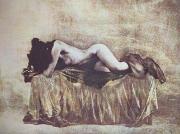 photo nus femme nue : Arcane 8