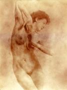 photo nus femme nue : Arcane 6