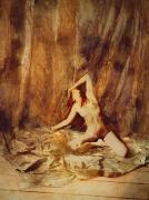 photo nus femme nue : Arcane 7