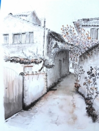 Arche Rue de Mornac sur seudre17
