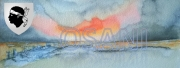 mixte paysages fondationmtvankerkmt blason armoiries ecu plage sable ciel mer osani wikipedia sur : OSANI CORSE ETENDARD