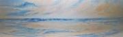 tableau marine plage oostende ciel mer mer : PLAGE  OOSTENDE