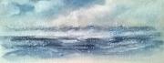 tableau paysages plagemerciel oostendebruggedamm hommagepermeke orage : OSTENDE-OOSTENDE BRUGGES DAMME 01