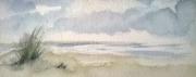 tableau paysages plagemerciel oostendebruggedamm hommagepermeke les dunes : OSTENDE-OOSTENDE BRUGGES DAMME 12