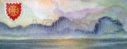 mixte paysages fondationmtvankerkmt blason armoiries ecu plage sable ciel mer 06 alpes maritimes : THEOULE SUR MER WIKIPEDIA