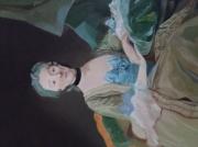 tableau personnages versailles pompadour louis xiv louvre : portrait