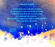 autres autres poesie : Petit grain de sable