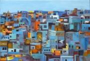 tableau architecture ville bleue maroc : La Ville Bleue