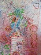 tableau architecture moulin ete : Moulin à la douceur d'éte