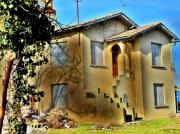 art numerique architecture maison etrange house strange : maison abandonnée 2