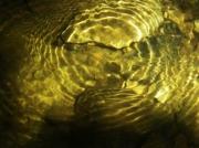 photo abstrait eau reflets ondes water : effets d'eau 2