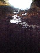 photo abstrait cours d eau sou : cours d'eau souterrain