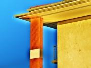 art numerique architecture architecture ciel sky toit : bord de toit