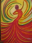 tableau personnages : Danseuse