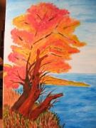 tableau paysages : automne