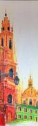 tableau architecture lisbonne portugal basilique basilica da estrela : Lisbonne, basilica da estrela