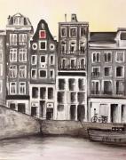 tableau villes amsterdam : amsterdam