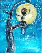 tableau paysages : Nuit