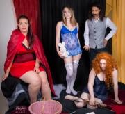 photo personnages contes lingerie modeles studio : Contes et lingerie