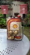 deco design autres industriel steampunk lampe : PALAST#21