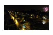 photo villes feu d artifice parc nuit : Vue de ma fenêtre 10