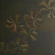 tableau fleurs fleurs graphisme profondeur : Fleurs 2