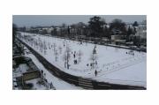 photo villes vue fenetre hiver : Vue de ma fenêtre 11