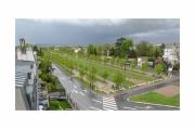 photo villes nuage parc pluie : Vue de ma fenêtre 9