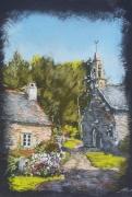 tableau paysages : Chapelle Sainte Barbe