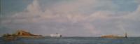 Ferry au départ de Roscoff