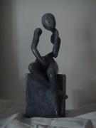 sculpture nus : L'illusion