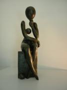 sculpture nus : L'ombre d'un doute