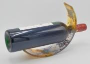 ceramique verre animaux papillon art de table decoration fantasie : Présentoir à bouteille papillons
