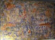 painting abstrait la france : La France